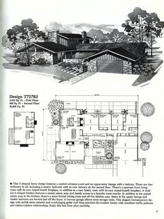 Home Planners Design T71783 | Flickr - Photo Sharing!