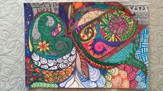 Love doodle. Art and beauty.