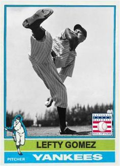 Lefty Gomez New York Yankees