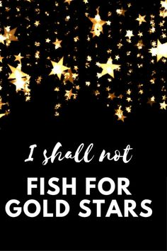 Fish for Gold Stars