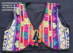 banjara vest tribal belly dance vest chaleco kuchi