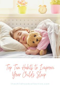 Sleep issues in your child can be challenging for parents...and the whole family! By establishing these ten sleep habits, you will help your child get restorative sleep! Check out this blog post to learn more to help your develop good sleep hygiene! #ADHD #sleep #childbehavior Adhd And Autism, Adhd Kids, Kids Sleep, Good Sleep, Adhd Strategies, Behavior Modification, Sleep Issues, Kids Behavior, Improve Yourself