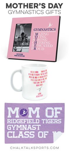 Show your Mom that she is the best gymnastics mom ever with a handful of gymnastics gifts meant just for her! Gymnastics Coaching, Gymnastics Gifts, Amazing Gymnastics, Dear Mom, Coach Gifts, Happy Mothers Day, Special Gifts, Unique Gifts, Thankful