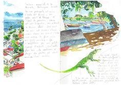 https://flic.kr/p/nhreKN | Martinique travel diary 1