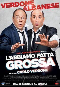 GRATIS$~HDQ]® L'abbiamo fatta grossa Streaming film completo SUB ITA 720p Gratis  GUARDA ORA: Link diretto streaming FILM online ITA ===>>>> http://bit.ly/1KShBPI GUARDA ORA: Link Download ===>>>> http://bit.ly/1KShBPI  Sinossi e dettagli: Un film di Carlo Verdone. Con Carlo Verdone, Antonio Albanese, Anna Kasyan, Francesca Fiume, Clotilde Sabatino. continua» Commedia, Ratings: Kids+13, durata 112 min. - Italia 2016. - Universal Pictures uscita giovedì 28 gennaio 2016.