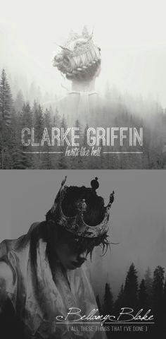 Bellamy and Clarke tumblr #Bellarke #the100