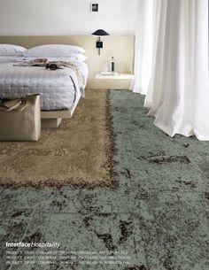 Custom Urban Retreat Hotel Room carpet
