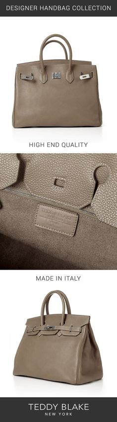 b37337f6faba8 Fall in love with the latest handbag collection from Teddy Blake New York!  Featuring stylish