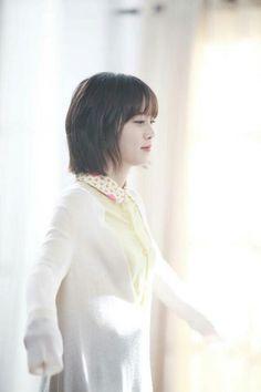 Koo Hye Sun for Seo in Guk's MV.