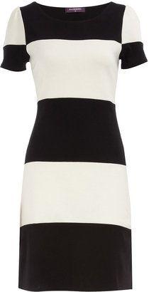 ShopStyle  Striped black dress Stripes Fashion 4575f7c1b