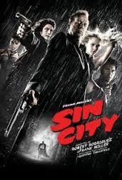 Sin City - Tarantino, Rodriguez, Miller