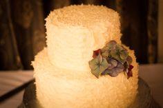 Real Wedding Bespoke Bride, autumn cake
