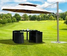 outdoor big umbrella www.facebook.com/pages/Foshan-Fantastic-Furniture-CoLtd                                                         www.ftc-furniture.com