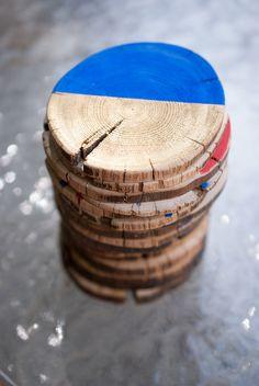 Wooden Coaster DIY