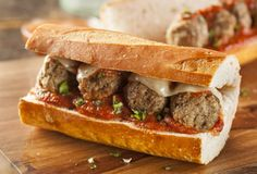 Meatball subs brought cultures together.