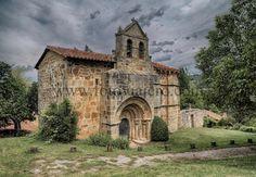 Crespos, Burgos - Iglesia de la Concepción (Fotos de Románico de Burgos)