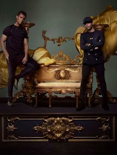 f158d51d79 A GOLDEN TOUCH: NIKELAB x OLIVIER ROUSTEING Fashion and football come  together for Olivier Rousteing's