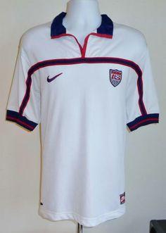 USA 1998-99 Nike Home