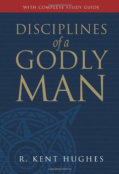 Disciplines of a Godly Man (Paperback Edition) by R. Kent Hughes http://www.amazon.com/dp/1581347588/ref=cm_sw_r_pi_dp_ZDL5ub0E9BEER