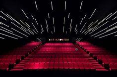 theater interior design - Google Search