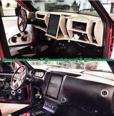 custom fiberglass dash interior door panels console tablet ipad – My World Custom Car Interior, Camper Interior, Interior Door, Interior Paint, Interior Ideas, Interior Design, Truck Mods, Car Mods, Obs Truck