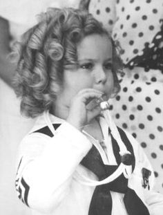 Shirley Temple in Captain January 1936