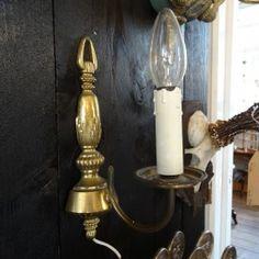 Klassiek wandlampje