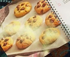 CHOCOLATE CHIP COOKIES - 21 DAY FIX APPROVED