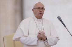 BLOG LG PUBLIC: Vaticano nega tumor no cérebro do Papa Francisco
