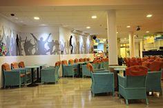 Marconfort #Benidorm Saloon - 70's 80's & 90's music themed hotel www.marconfort.com