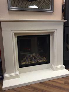 @bfmeurope installe the de Vinci today at Leeds gas showroom