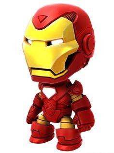 Iron Sack Boy