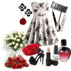 Untitled #258 by helln on Polyvore...Phantom Of The Opera dress definitely!!!! Bridesmaids dresses