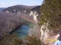 Onondaga Cave State Park, Missouri.