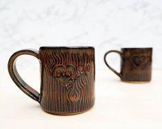 Farmers Market Finds Tree mugs!