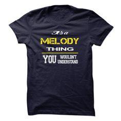 (New Tshirt Coupons) MELODY THING [Tshirt design] Hoodies