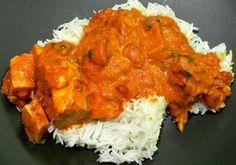 Crockpot Chicken Tikka Masala... yum!