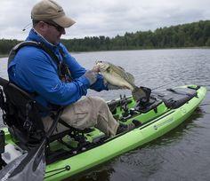 Photos leaked of cabelas new fishing kayak kayak for Cabela s fishing boats