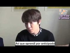 ♡[SUB ESP] Entrevista a Donghae por 'The Youth'