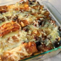 """Pastelón (Sweet Plaintain """"Lasagna"""")  This is how Puerto Ricans do lasagna….Oh Yeah!"""