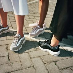 Fashion Girl Outfits - Nike Air Max 97 Sneakers   S H O P   Designer ... 5f888f2806