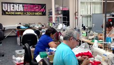 Ujena Swimwear Takes 'Made in USA' Seriously - Los Altan's company produces high-quality products by retaining high-quality employees.