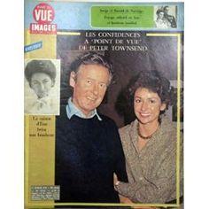 Point De Vue Images Du Monde N° 1543 Du 17/02/1978 - Sonja Et Harald De Norvege - Voyage En Asie. Les Confidences De Peter Townsend.