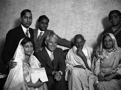 Rare and unseen pictures of Mahatma Gandhi - AP Photo/Staff/Putnam