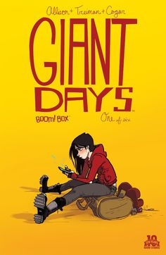 Giant Days #1 - Comics by comiXology