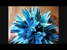 Origami Pluto