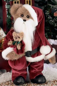 Mr. Claus was introduced by Bearington Bears in fall 2004 and retired in 2005.
