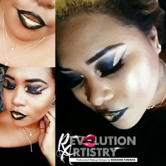 Floating Cut Crease Revolution Artistry MUA #CakefaceCopy