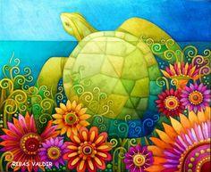 Ribas Valdir art. Turtle