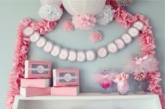 Little girl birthday party#Repin By:Pinterest++ for iPad#